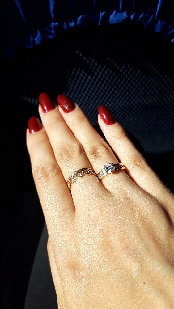 Как давно хотела это кольцо