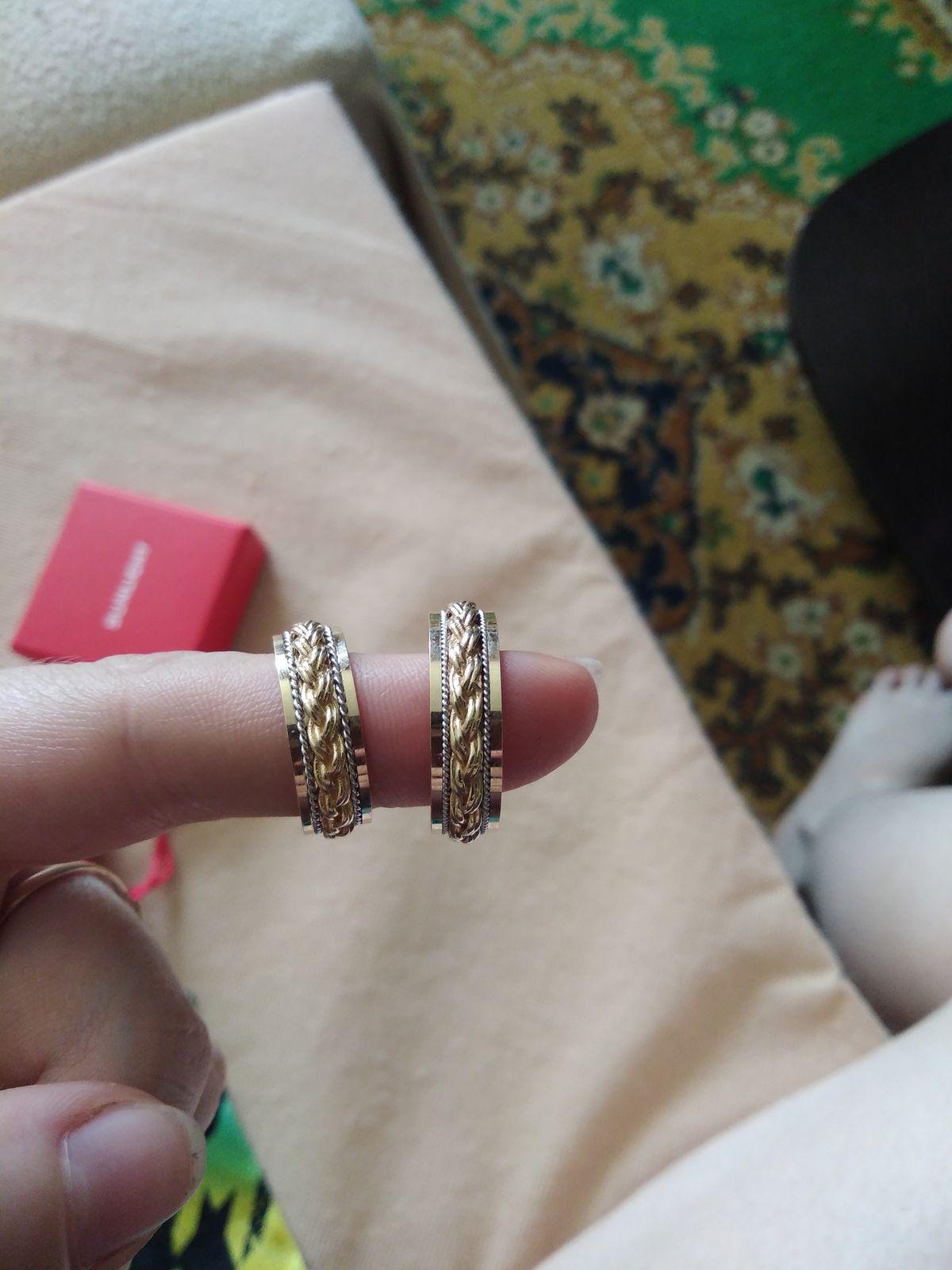 Очень классные кольца