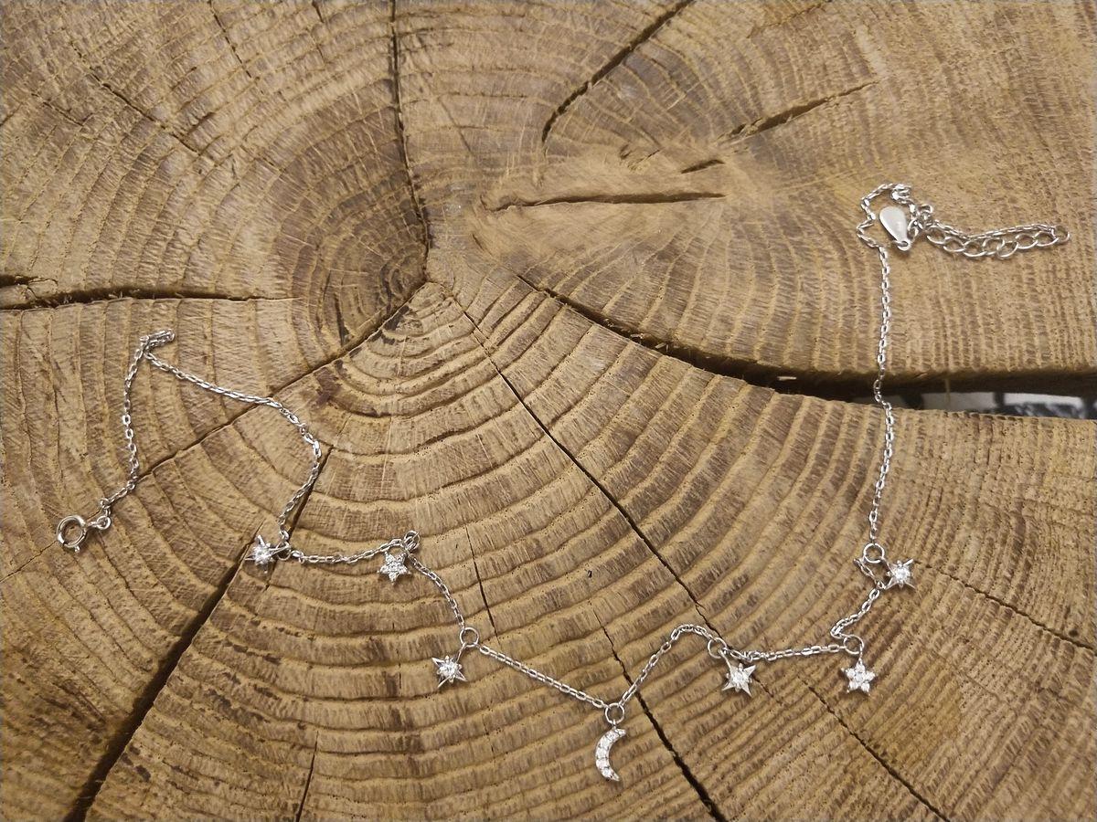 Серебряное украшение