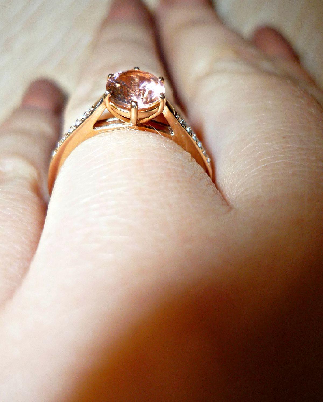 Кольцо смотрится восхитительно!