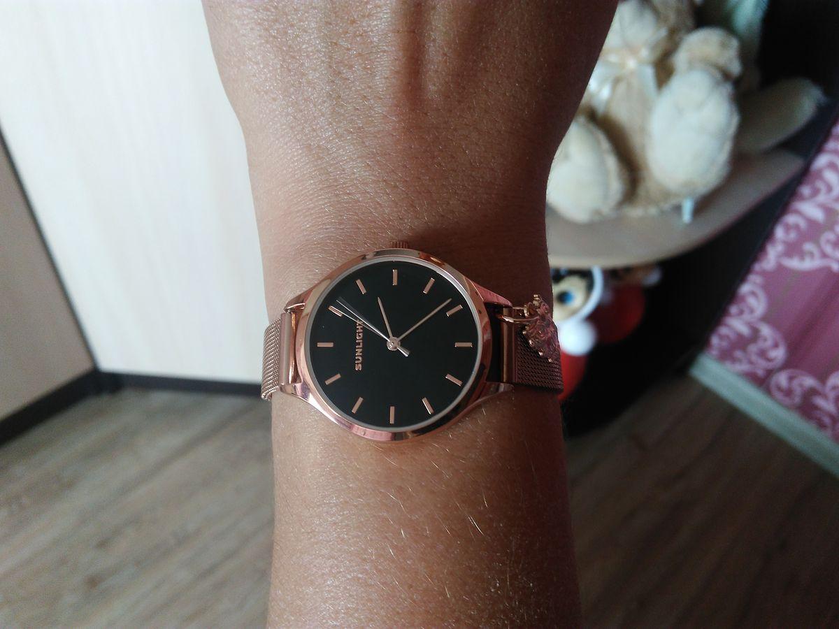 Бомбовские часы 😍😍😍