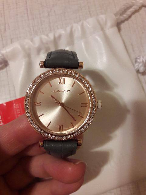 Влюбилась в эти часы