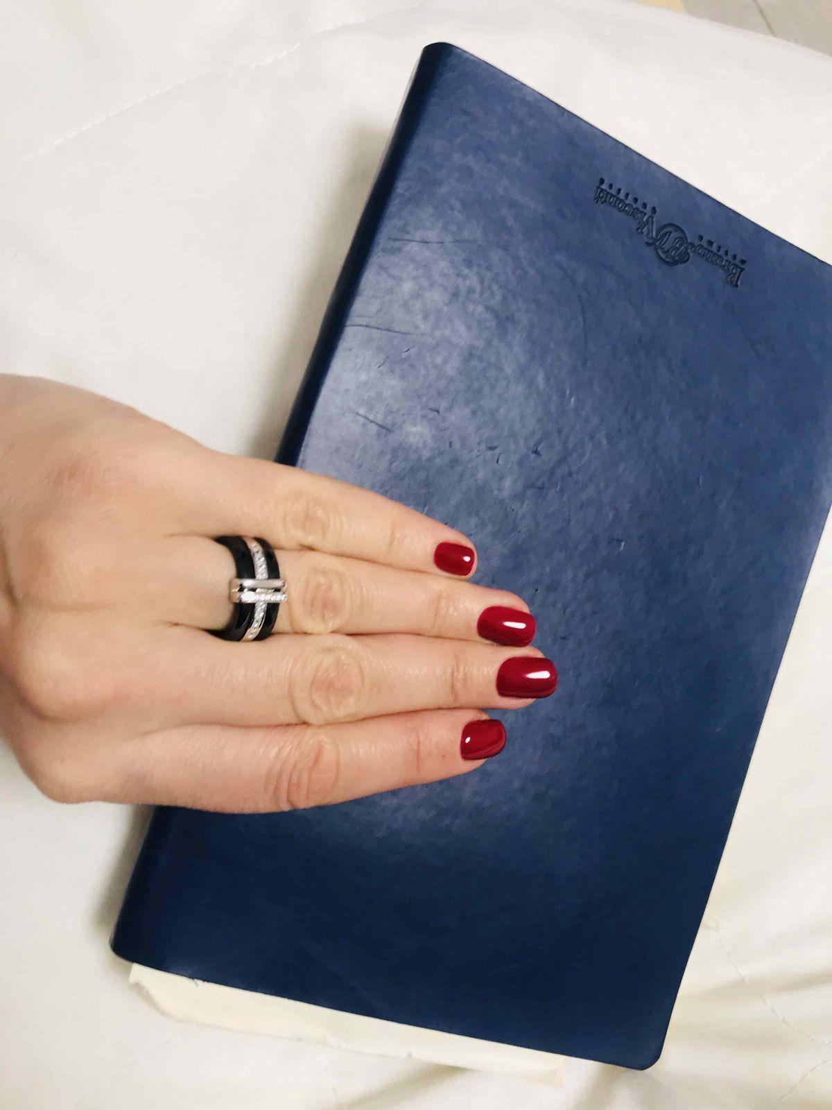 Керамеческое кольцо