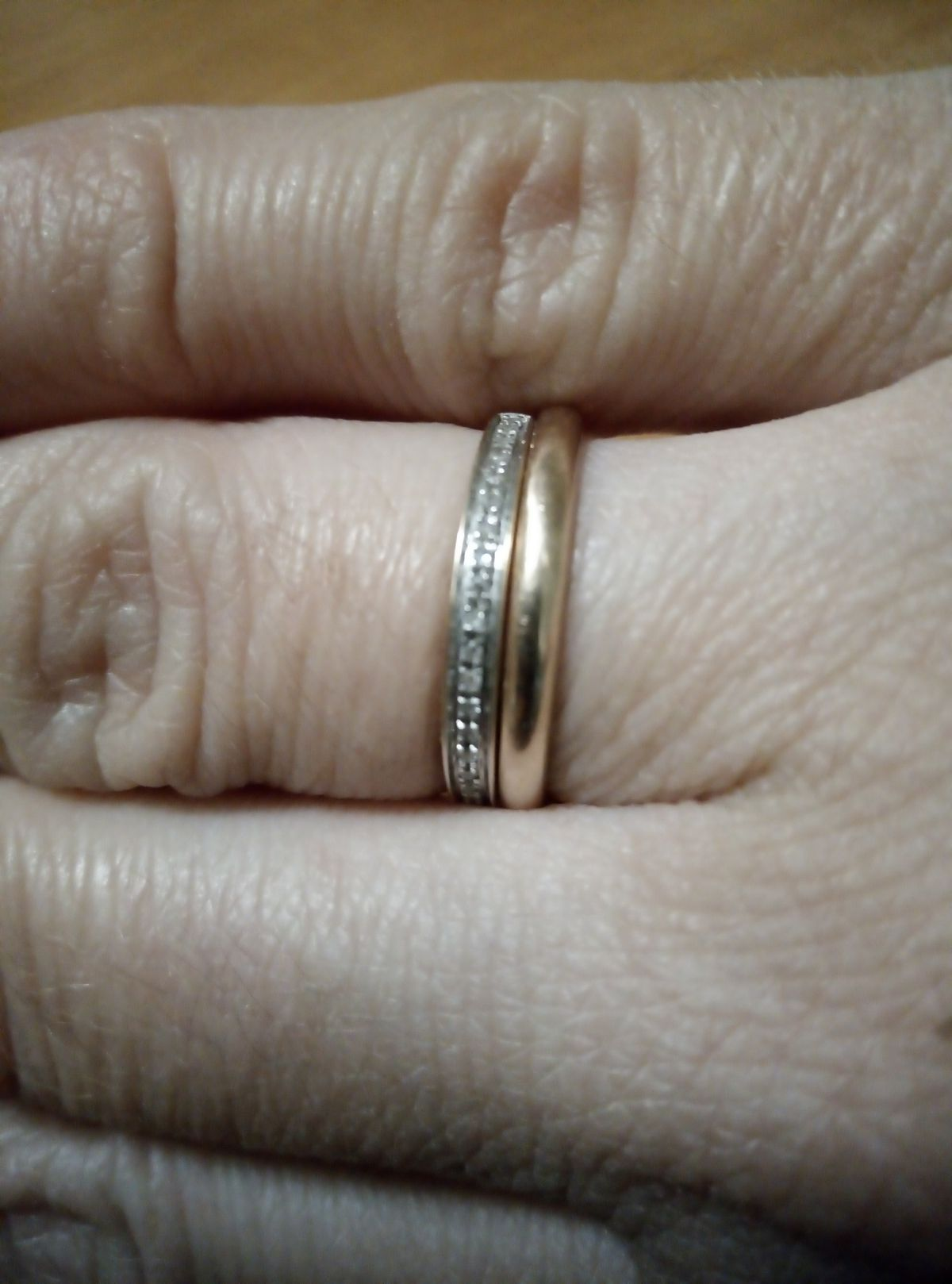 Кольцо для себя любимой.