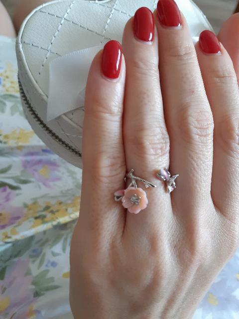Классное кольцо для подарка