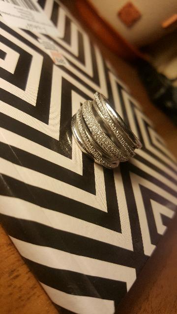 Рекомендую, шикарное кольцо 😊