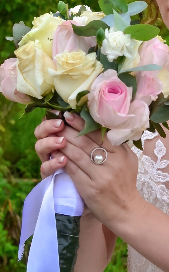 Невесомое и прекрасное кольцо