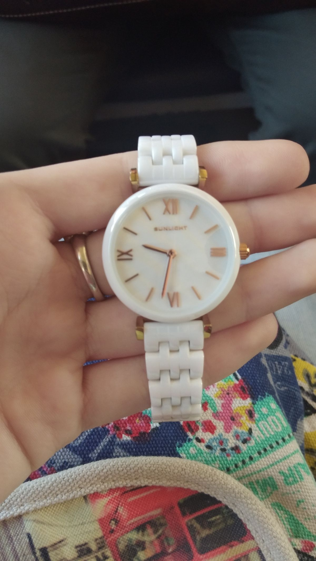 Купила часы