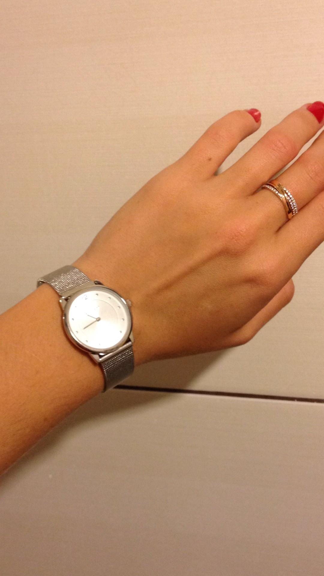 Шикарные базовые часы