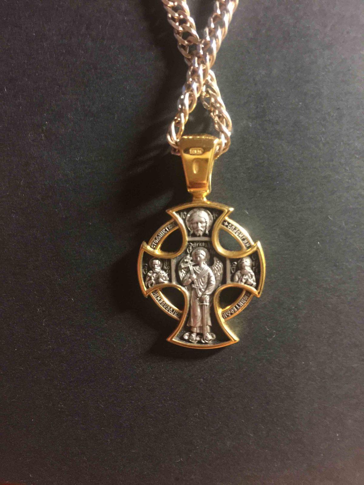 Очень красивый и качественный крест!