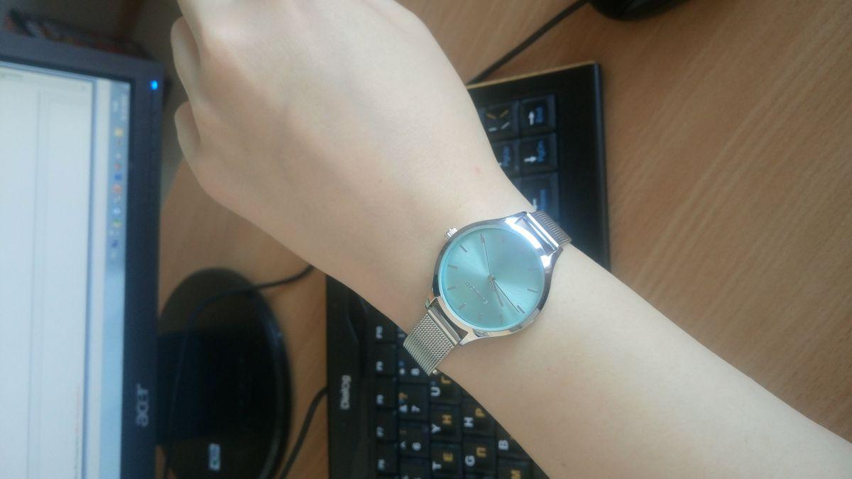 Часики- прелесть