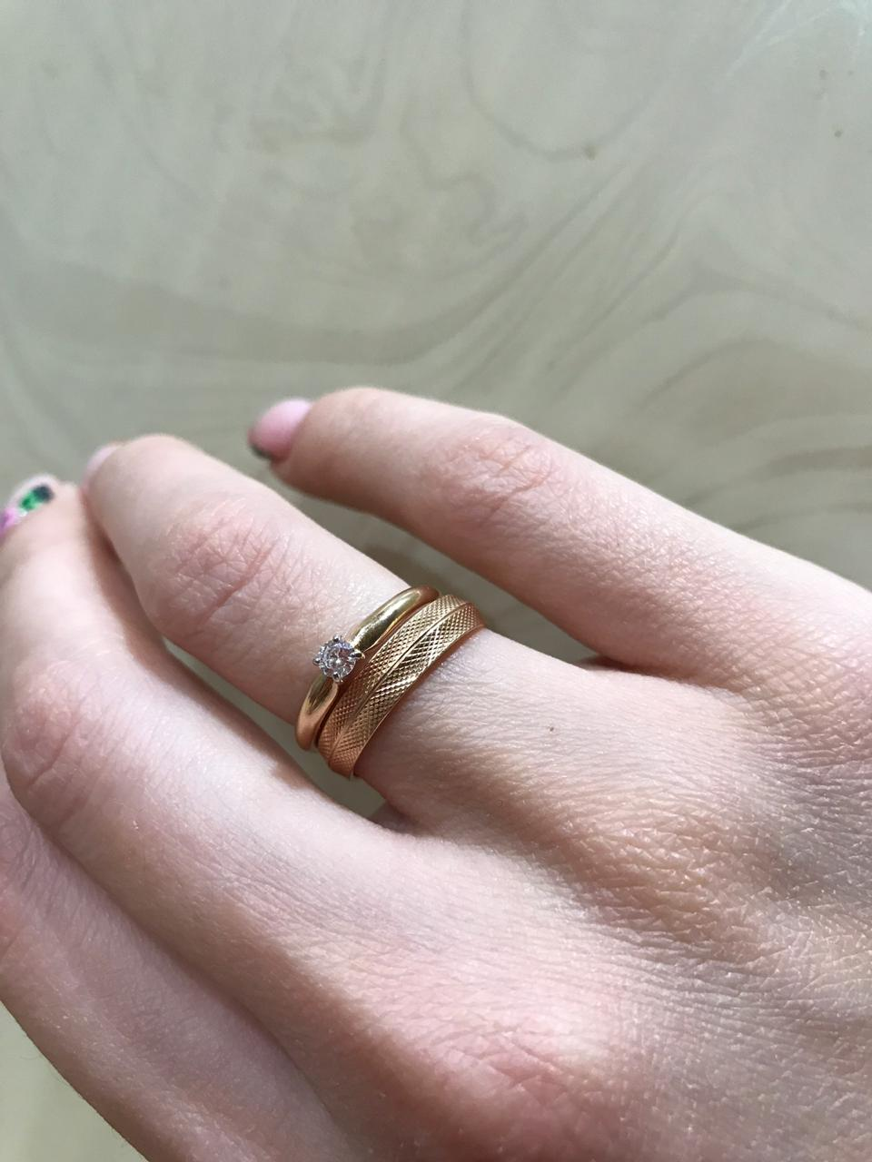 Отличное кольцо для предложения