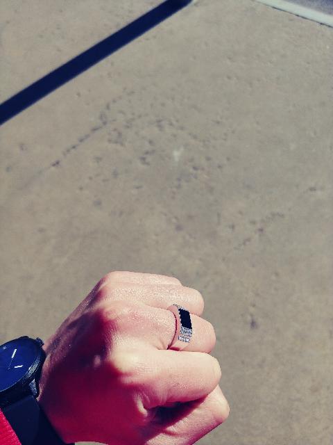 Качественное кольцо!