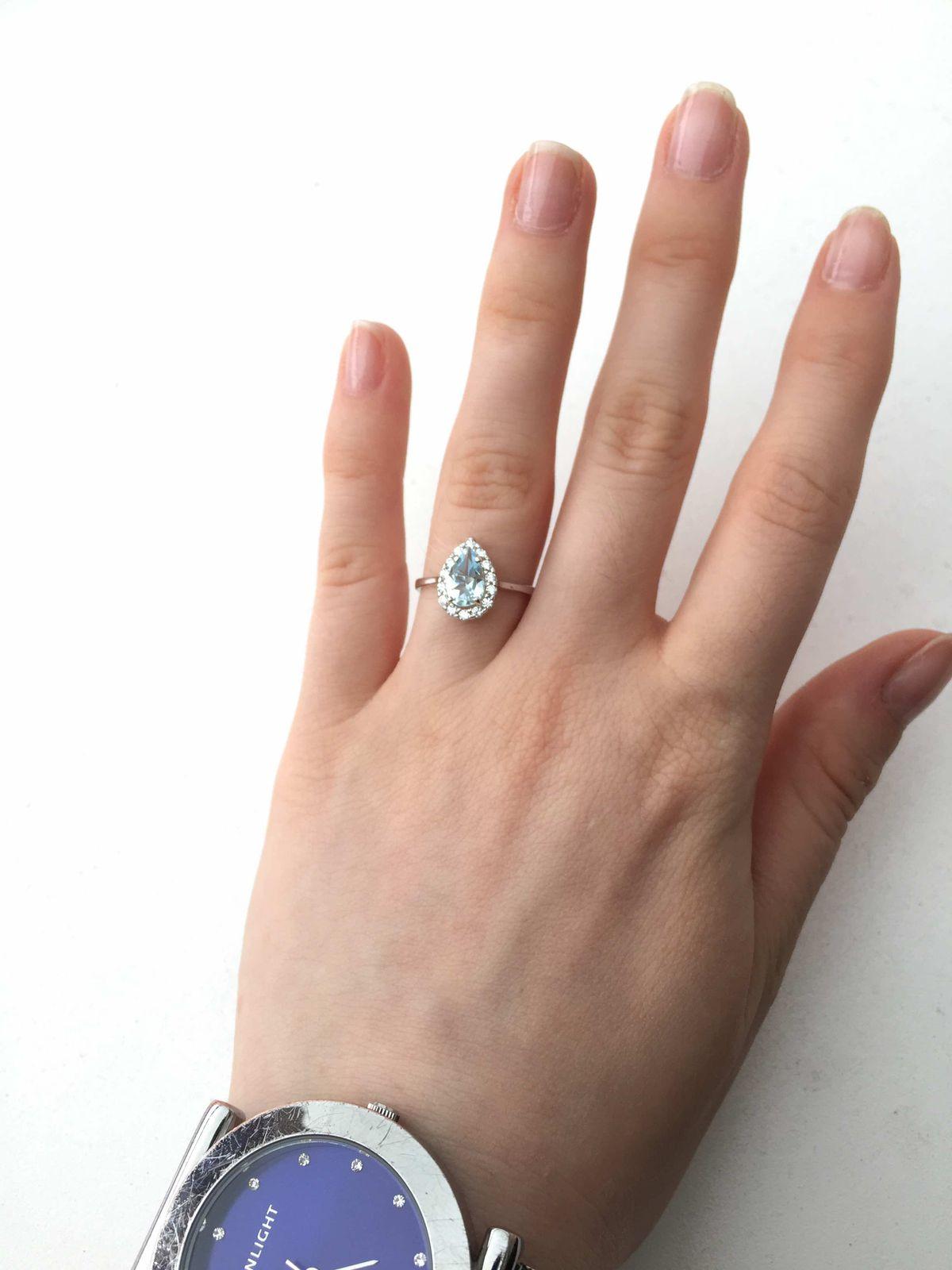 Кольцо для юных особ и цветущих женщин!
