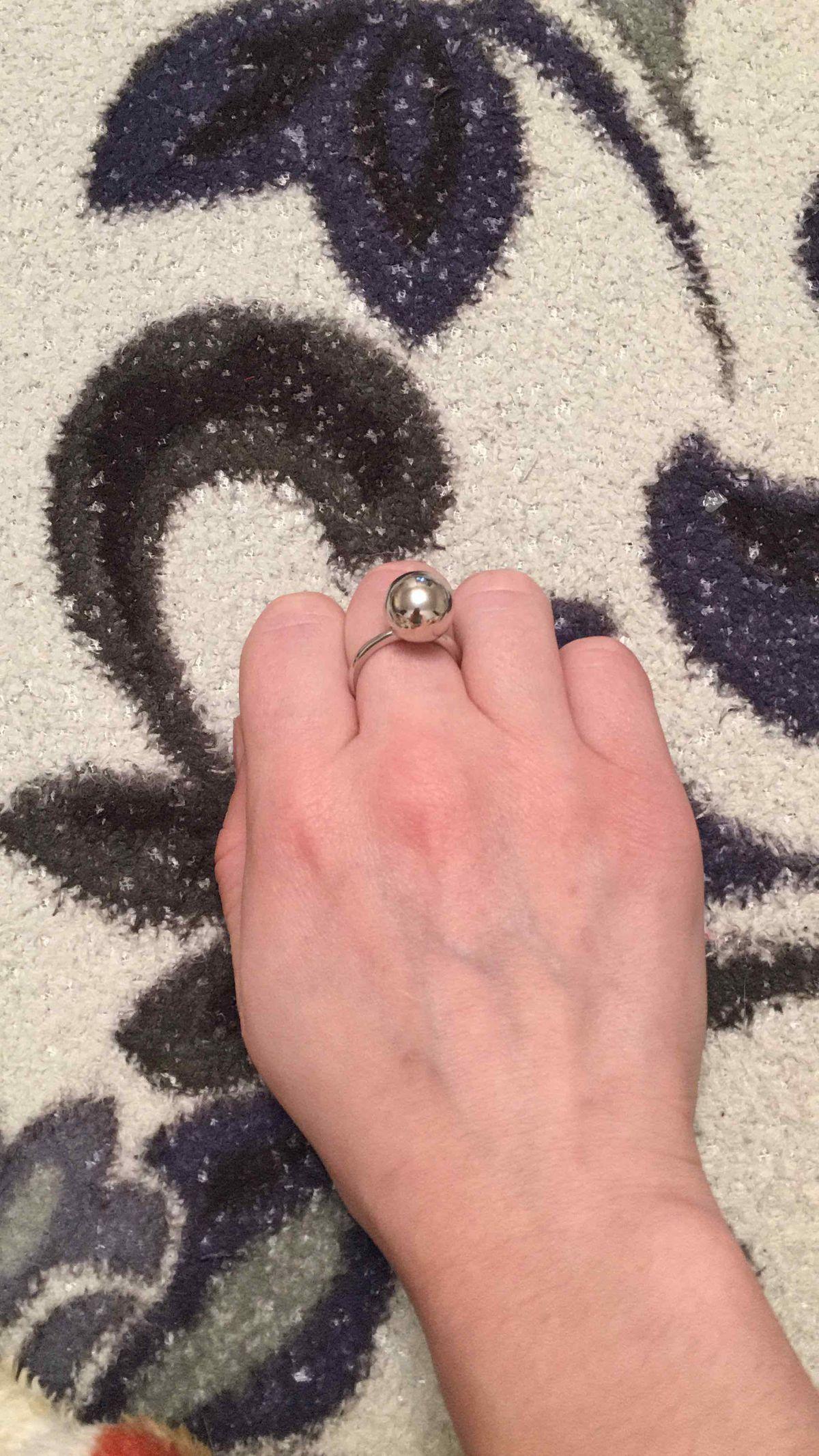 Незаурядное кольцо