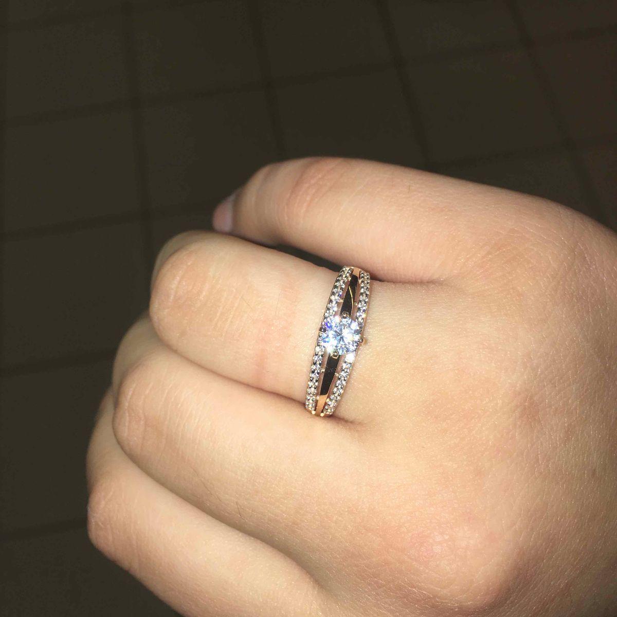 Невероятное кольцо 😻