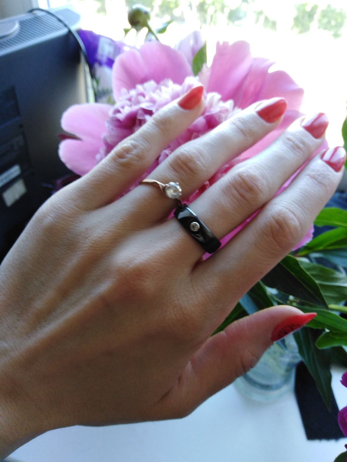Кольцо для особенных девушек