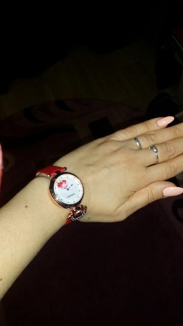 Очень шикарные часы, спасибо.😊😊😊