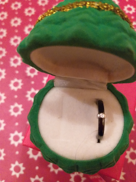 Подарок дочери на новый год.