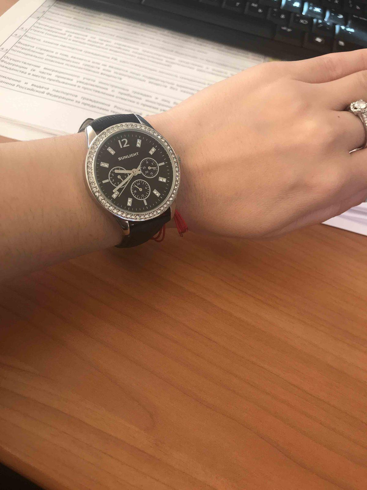 Отличные часы)))