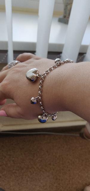 Серебрянные браслет