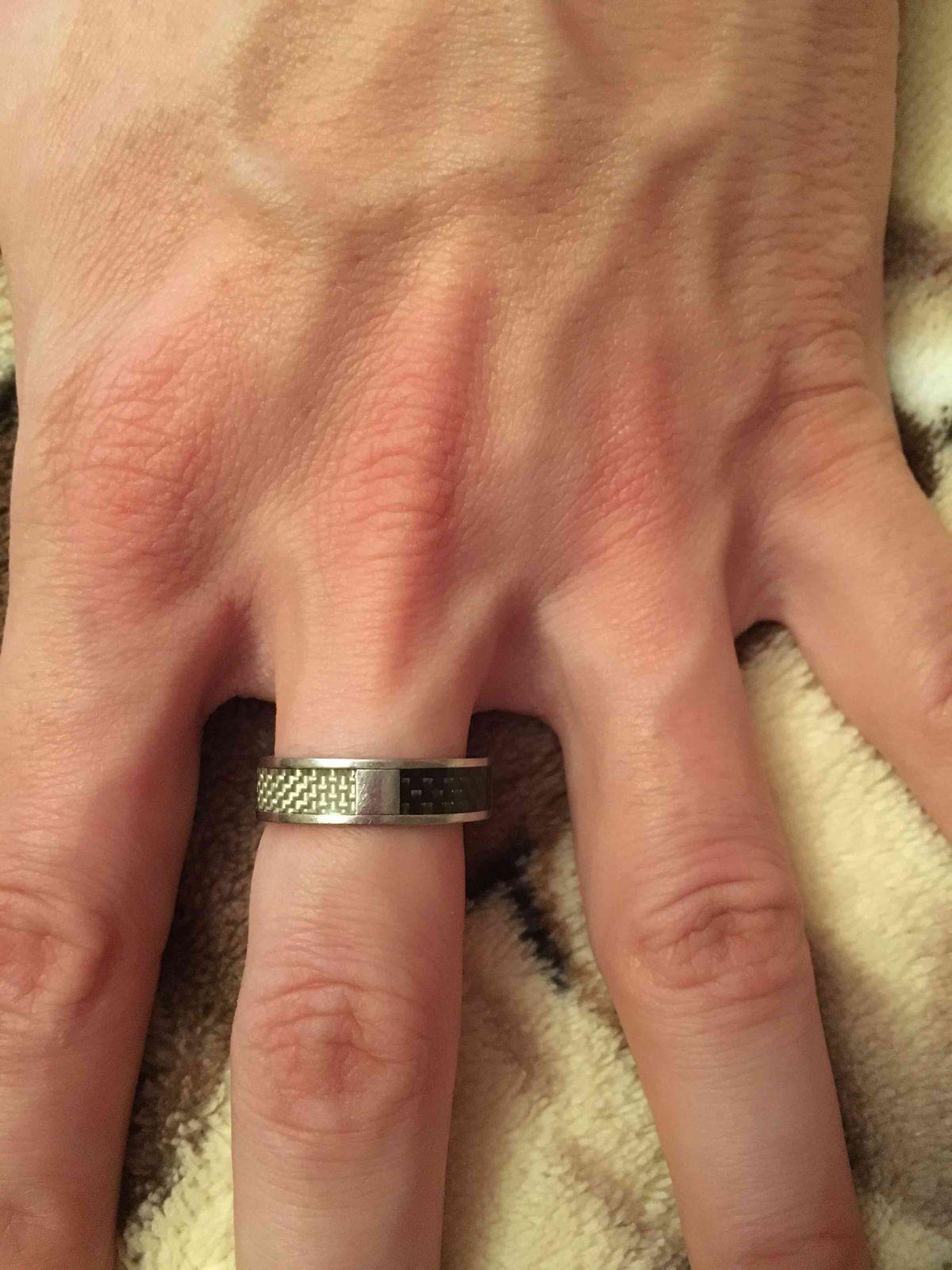 Стальное кольцо