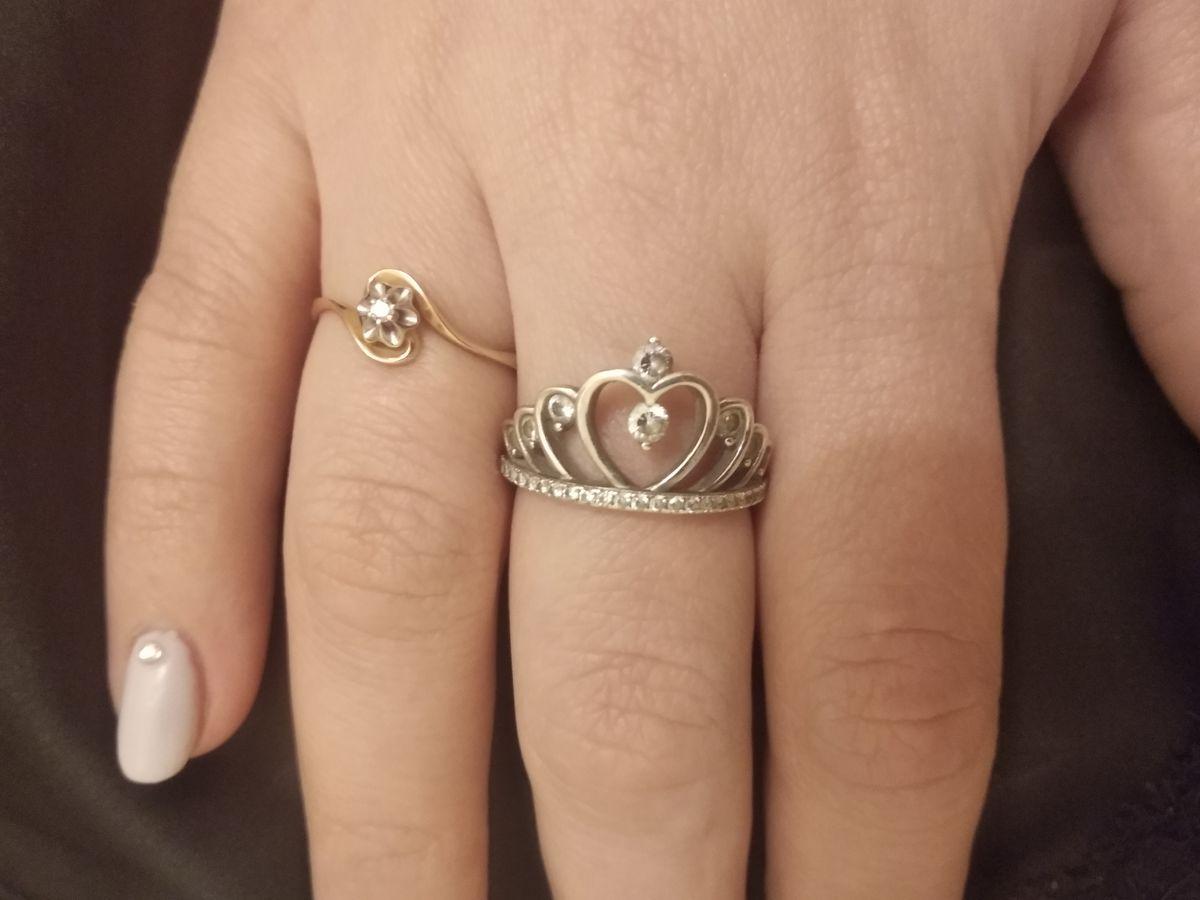 Супер кольцо.