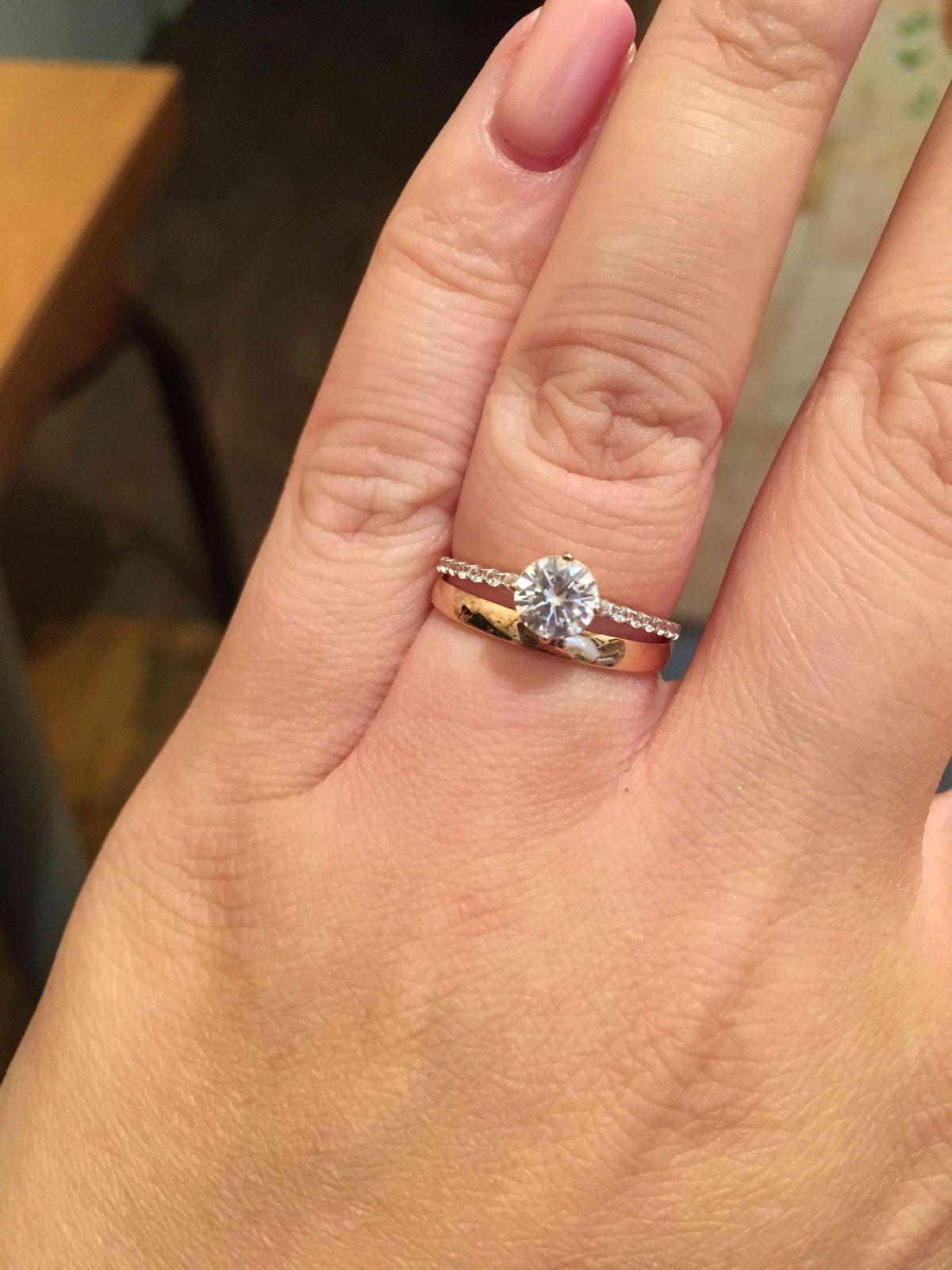 Идеальное кольцо!