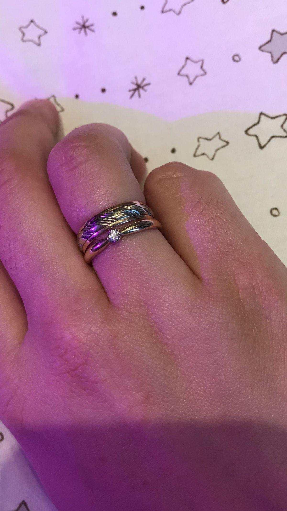 Класическое кольцо.