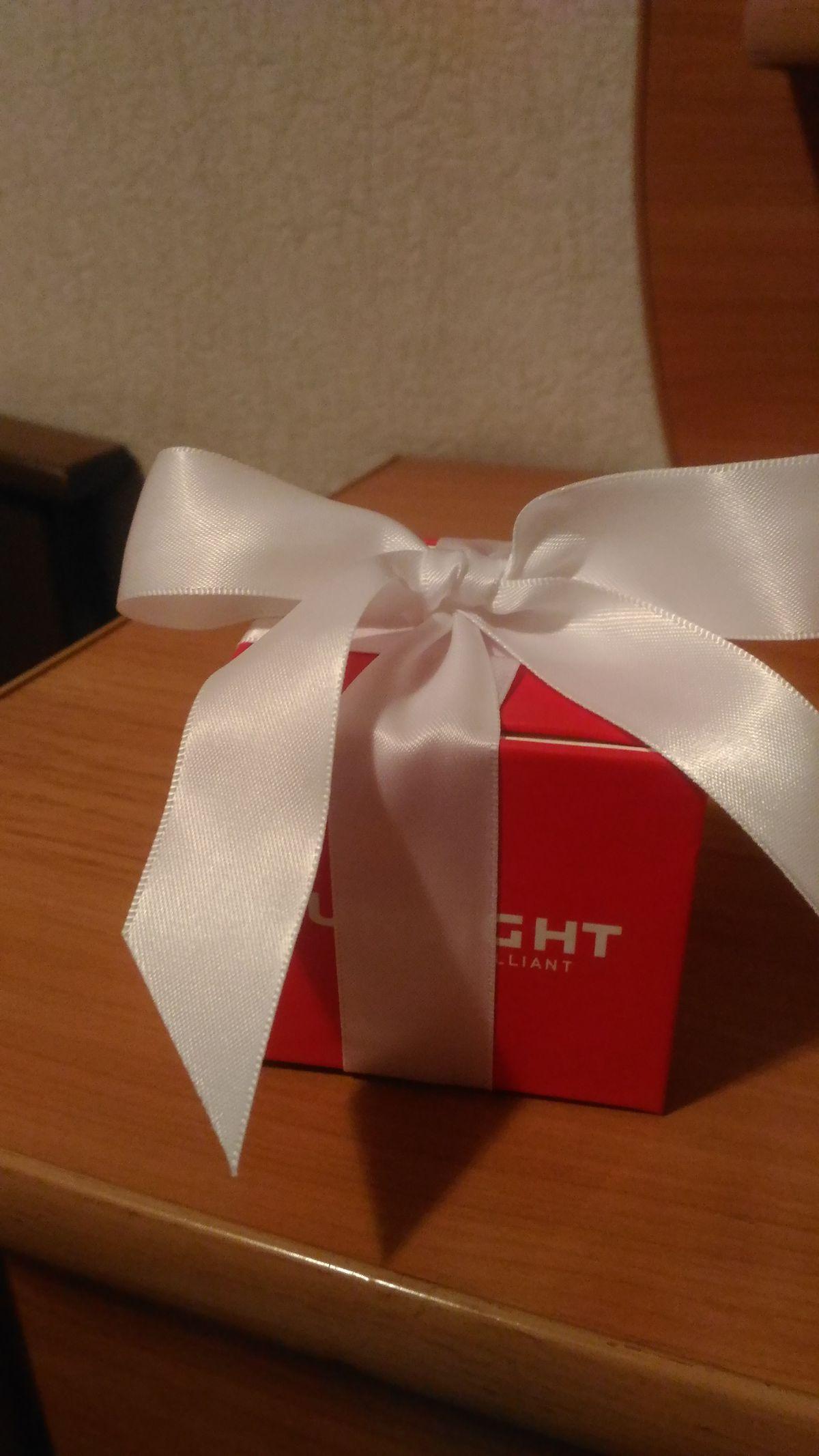 Подарок любимого мужа)))