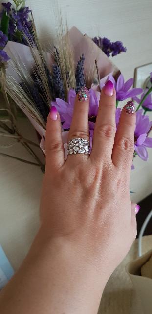 Лучистое кольцо!