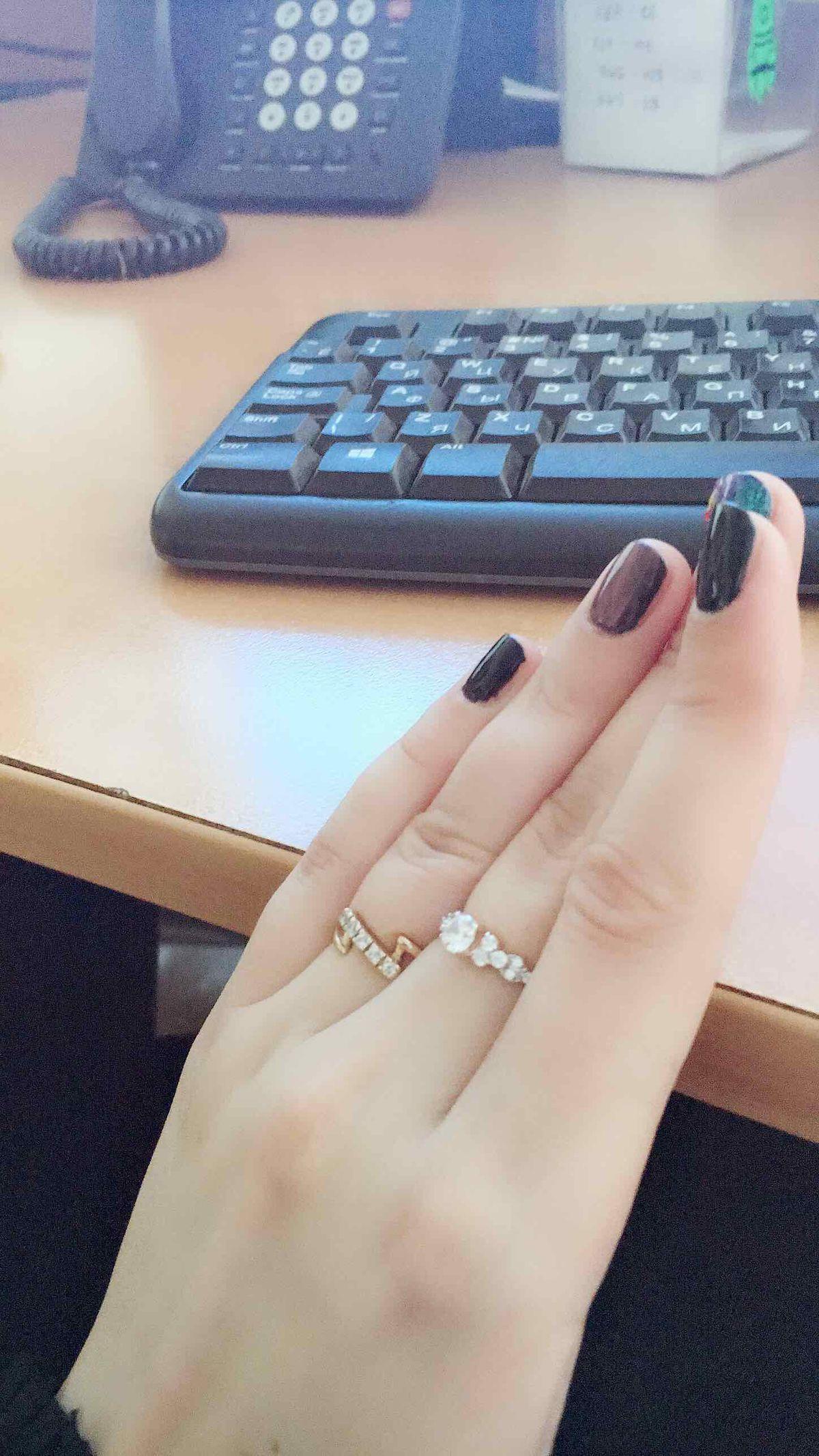 Кольцо для принцесс)