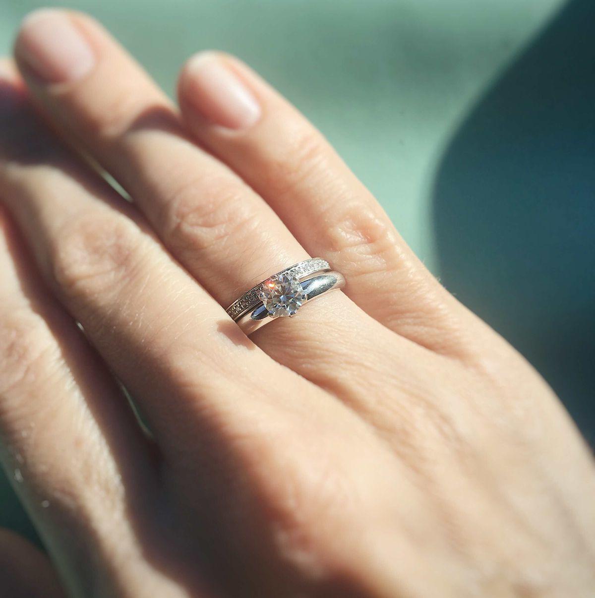 Мое любимое кольцо ❤️