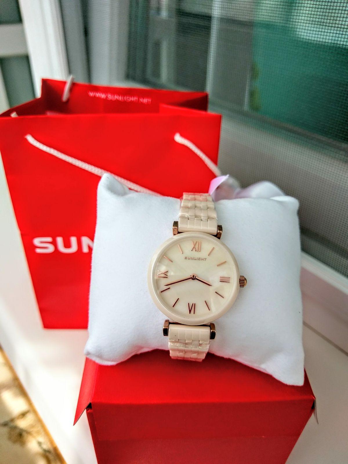 Часы - супер!!!