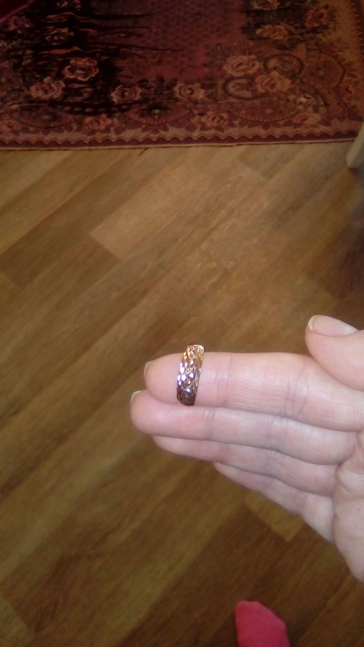 Колечко на пальчик!