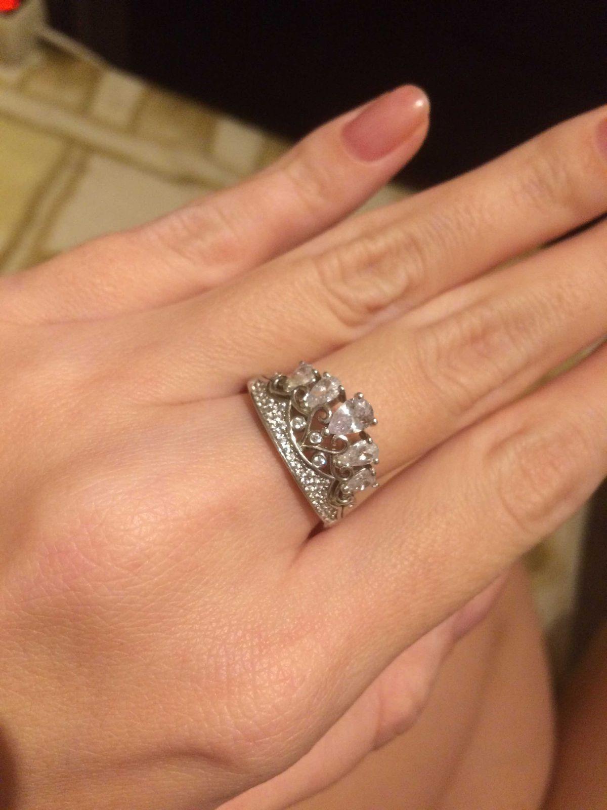 Отличное красивое кольцо