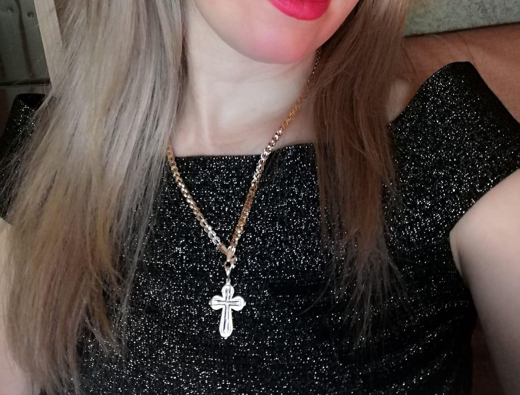 Самый изящный крестик