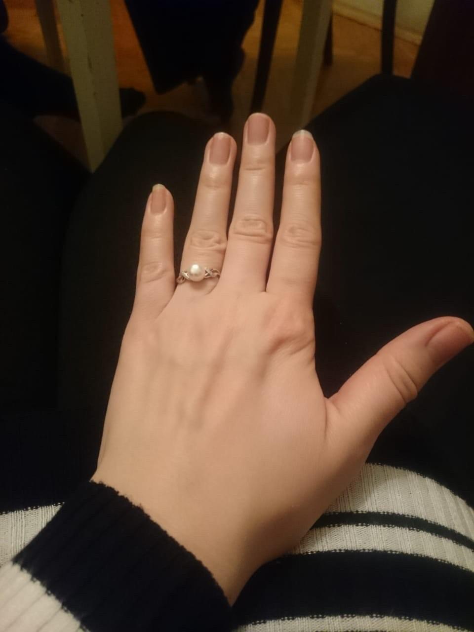 Кольцо для подруги!!!