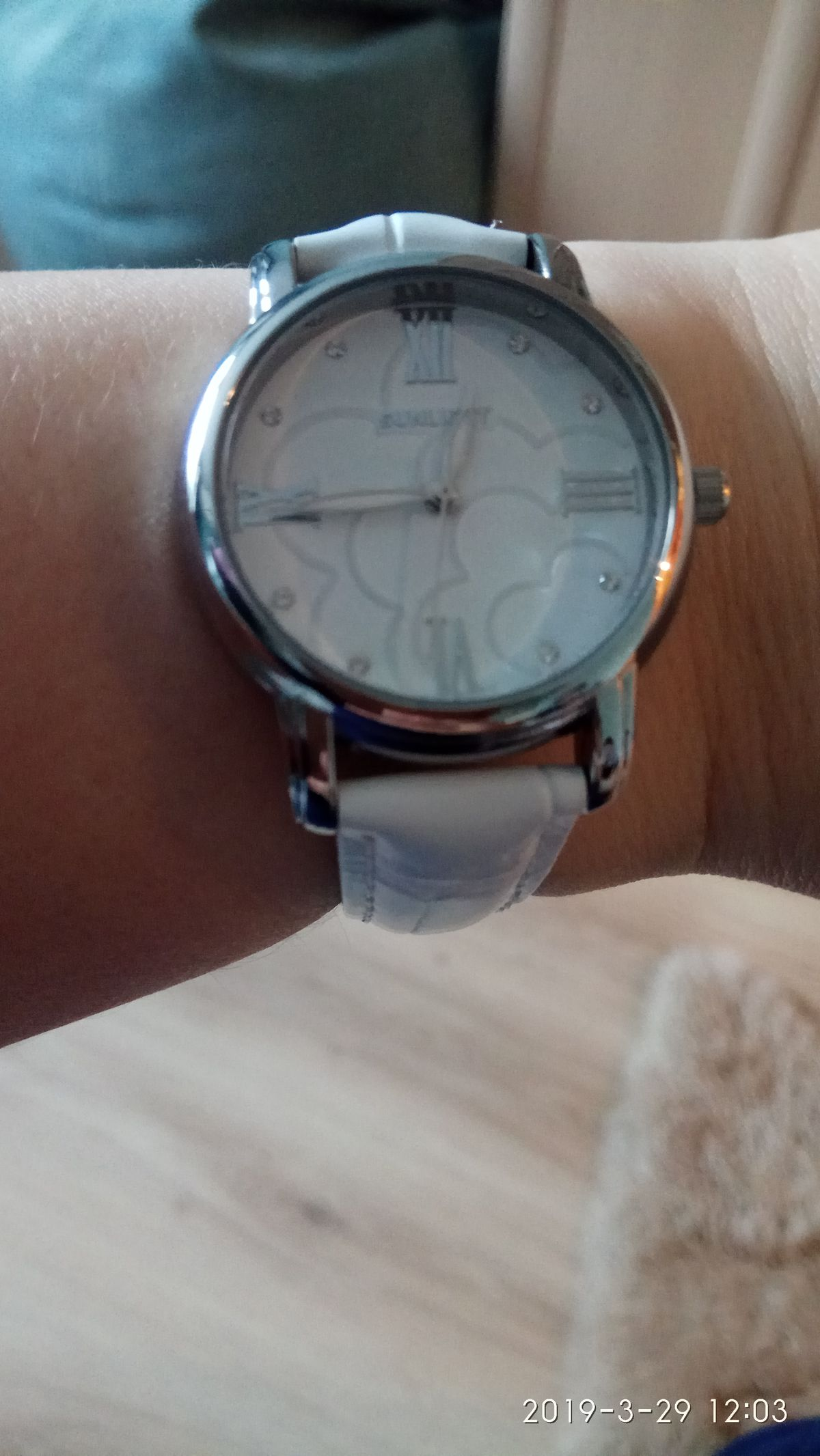 Искала новые часы