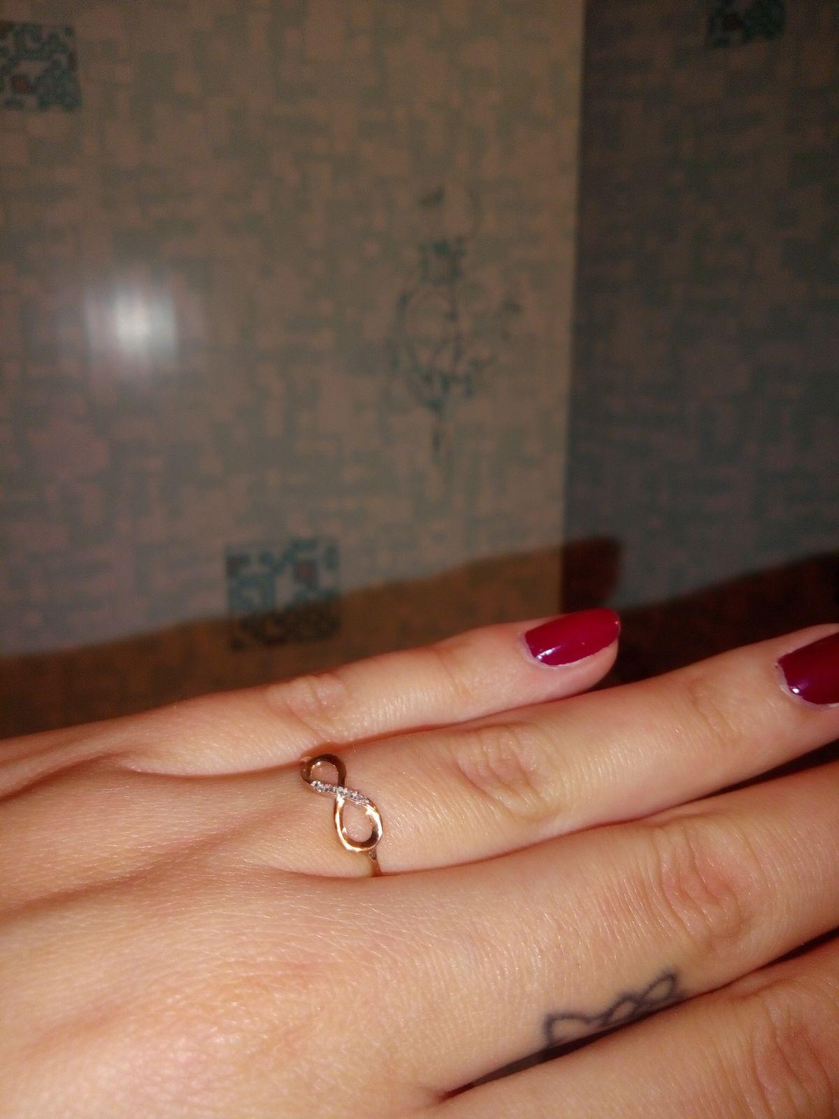 Обожаю это кольцо)