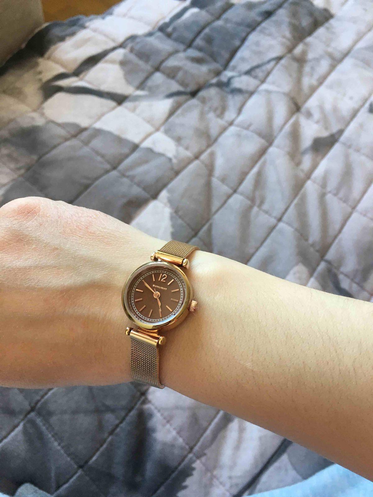 Часы от санлайт
