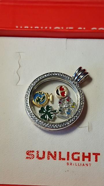 Медальон для петитов