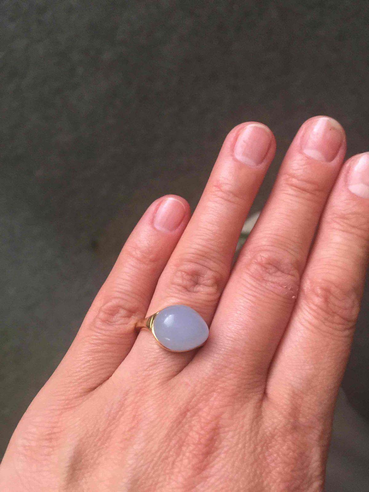 Захватывающее кольцо