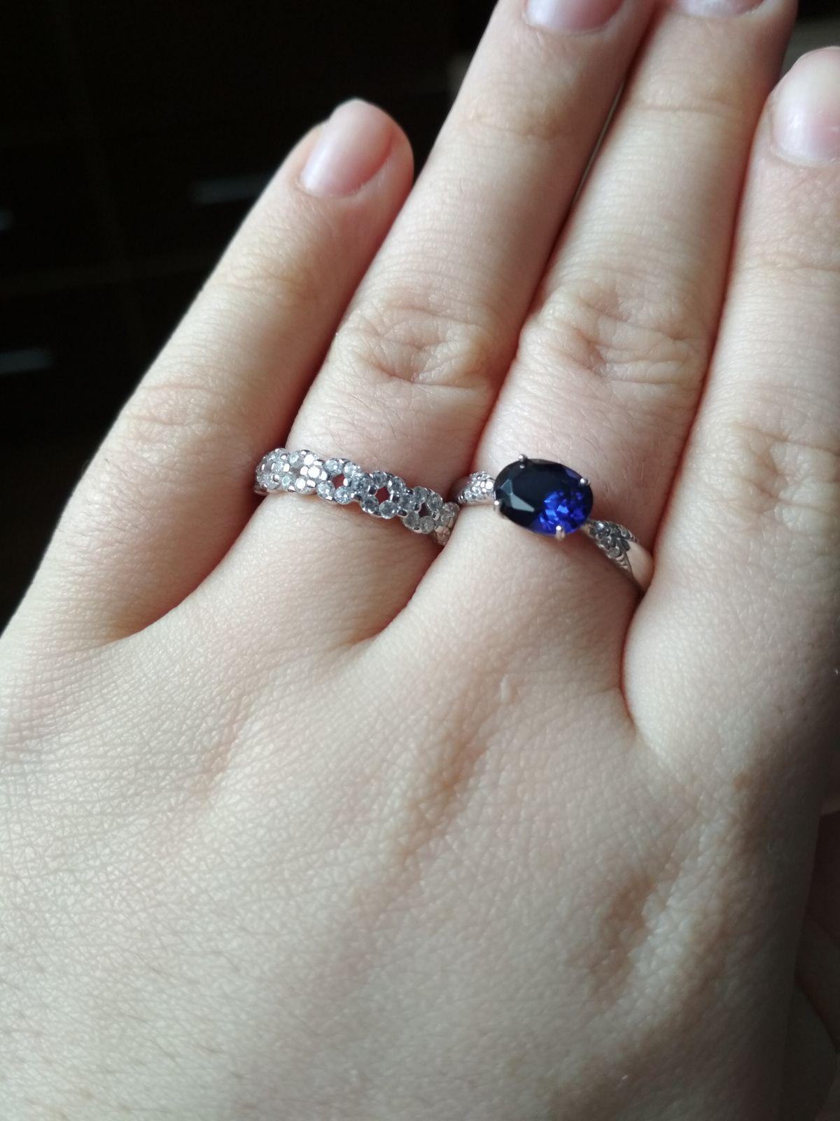 Оооочень красивое кольцо)