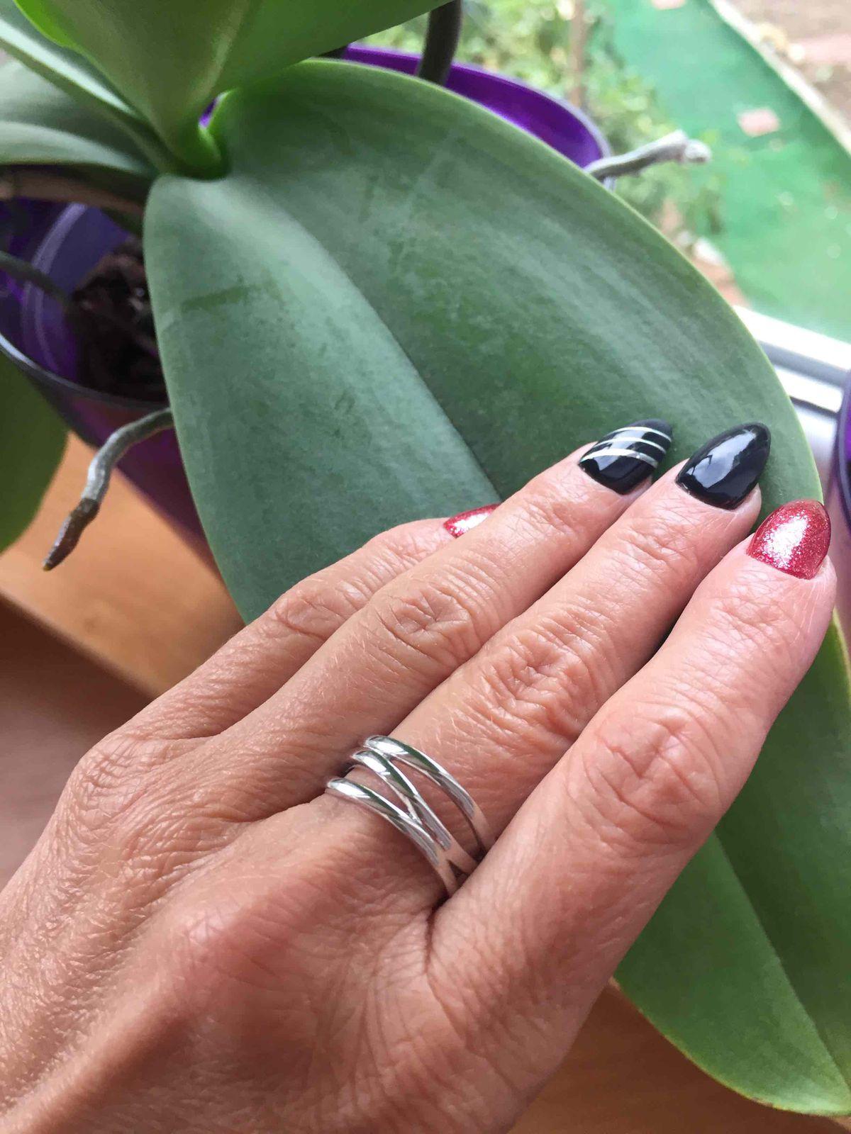Мое серебряное кольцо