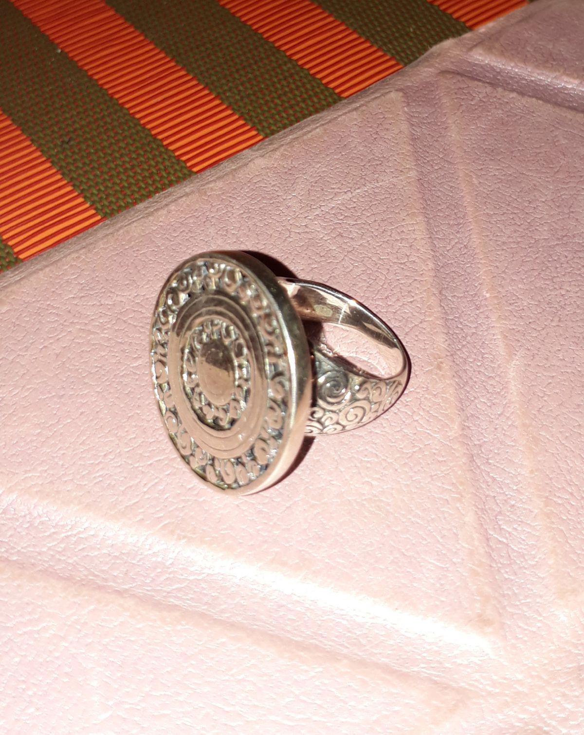 Кольцо-круг