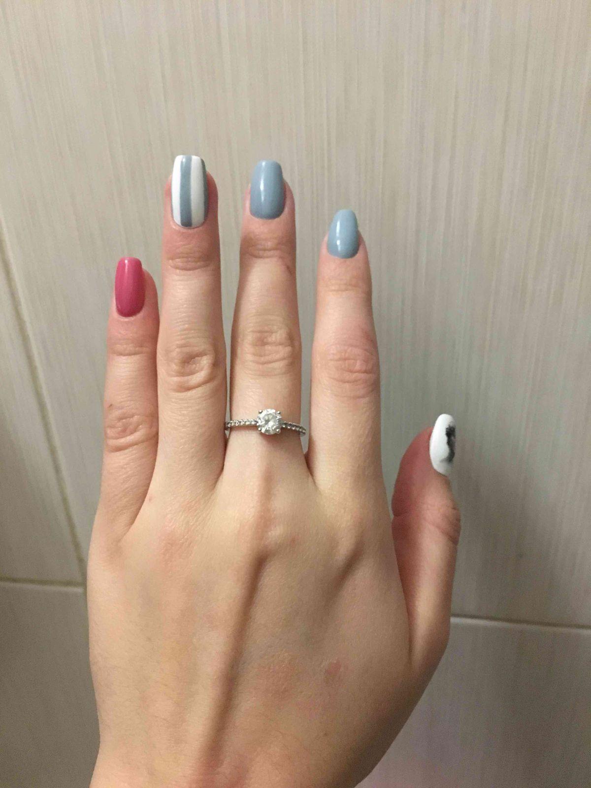 Кольцо просто идеальное!