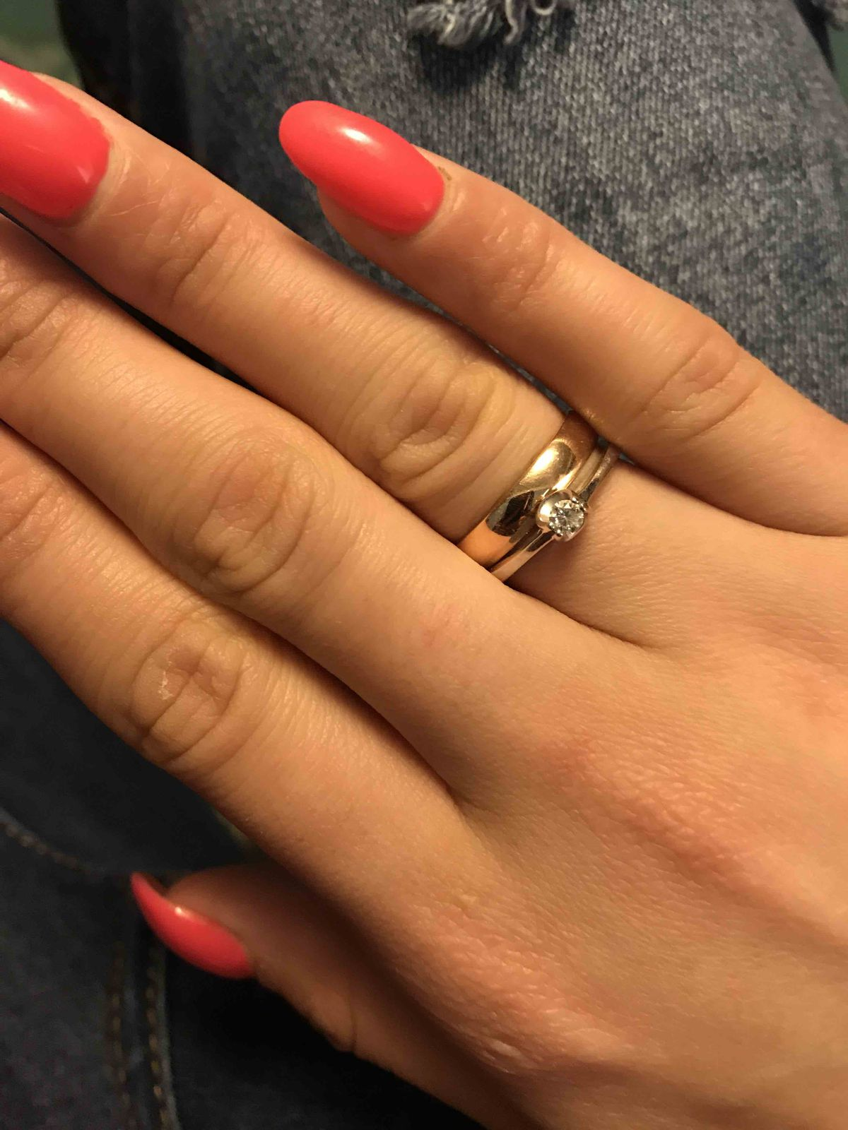 Советую это кольцо 👍🏻