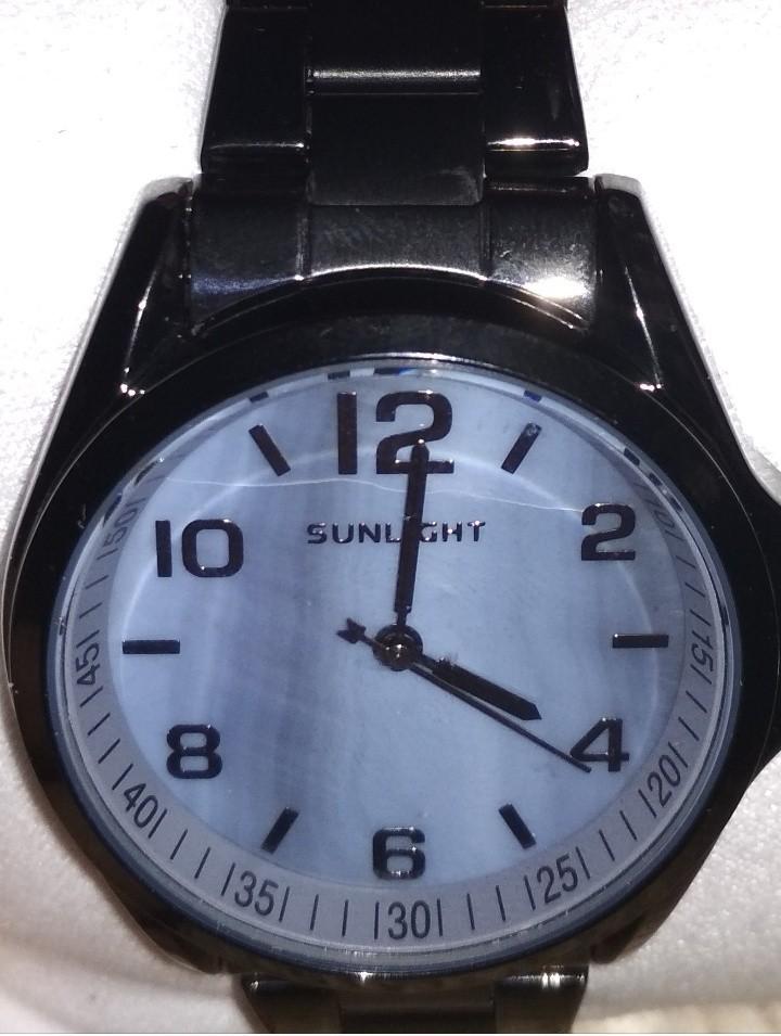 Часы с браком