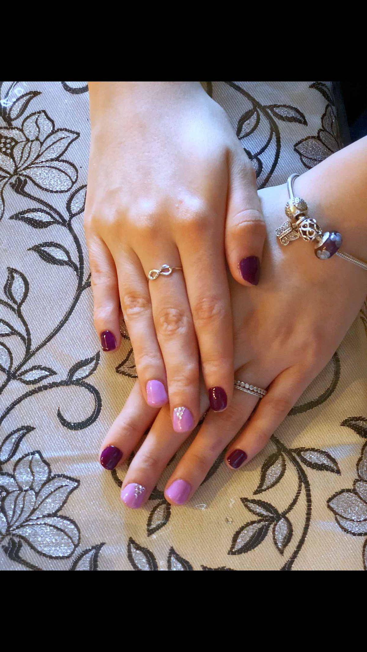 Мои нежные кольца)